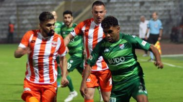 Adana Demirspor Bursaspor